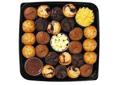 Checkers - Better and Better - Breakfast pastry platter (NEW MUFFIN PLATTER)