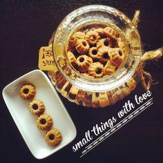 Chai Latte Gugelhupf Cookies ....-Homemade-