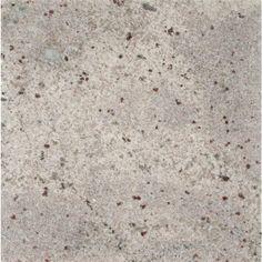 Stonemark Granite 3 in. x 3 in. Granite Countertop Sample in Bianco Romano-DT-G243 - The Home Depot
