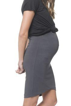 simple bump skirt