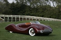 1948 Buick Streamliner -- WANT.