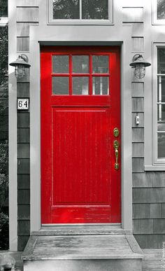 What does having a red door mean red front doors front - What does a red front door mean ...