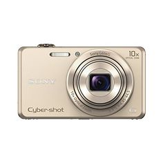 Sony DSC-WX220 Digitalkamera (18 Megapixel, 10-fach opt. Zoom, 6,8 cm (2,7 Zoll) LCD-Display, NFC, WiFi) gold - http://kameras-kaufen.de/sony/gold-sony-dsc-wx220-digitalkamera-18-megapixel-10