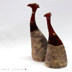 ptaki / arekszwed / Dekoracja Wnętrz / Ceramika