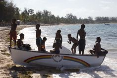 Iris Ministries. Pemba, Mozambique.