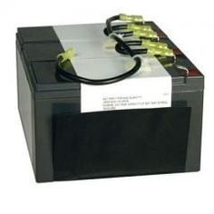 Replacement Battery Cartridge Regular price$ 261.00 Add to Cart Tripp Lite's premium UPS replacement battery cartridges breathe new life into UPS systems suffering from expired or weak internal batteries. Each replacement battery cartridge is carefully screened and certified to meet or exceed original specifications, and ships ready for installation into your UPS system. Reusable packaging holds expired batteries for recycling center delivery. See Tripp Lite's UPS replacement battery web…