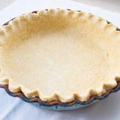 No Fail Vegan Pie Crust Recipe