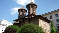 Une église à Bucarest