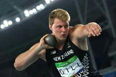 Jackco Gill Rio Olympic Games, Olympics