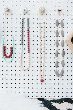 Ophelia Silicone Teething Necklace