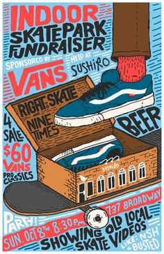 shoe illustration skateboard poster vans shoes illustration Source by shoetrendaewo illustration A4 Poster, Poster Wall, Poster Prints, Shoe Poster, Retro Graphic Design, Graphic Design Posters, Vintage Design Poster, Graphic Wall, Event Poster Design