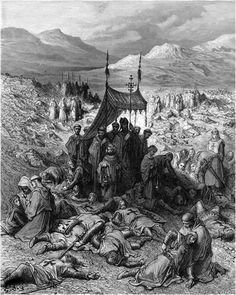 After the battle of Dorylaeum