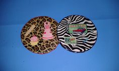 hand made coaster or decoration by HomespunPinup on Etsy, $2.00