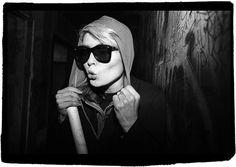 """Debbie Harry Kiss"", 1978  viaStephanie Chernikowski:Images from the Blank Generation"