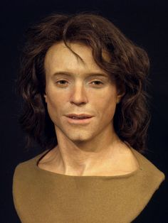 Adelasius Ebalchus lived in Switzerland years ago—and his expression sports a very unusual feature not seen in most facial reconstructions. Forensic Facial Reconstruction, Brighton Museum, History Of Wine, Greek History, Brain Size, Create A Face, Perfect Teeth, Roman Fashion, Roman Empire