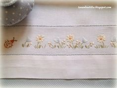 Lavender and Lilac: Sheets of Emma Embroidery Neck Designs, Baby Embroidery, Embroidery Transfers, Vintage Embroidery, Cross Stitch Embroidery, Embroidery Patterns, Machine Embroidery, Sewing Patterns, Bordado Tipo Chicken Scratch