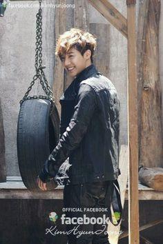 Kim Hyun Joong ♡ SS501
