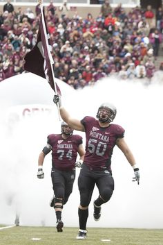 My current college: University of Montana.  Gotta represent my boys!  They're awesome!  Go Griz all day!