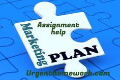 Marketing Plan Homework Help