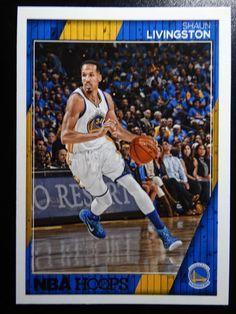 2016-17 Panini Hoops #251 Shaun Livingston Golden State Warriors Basketball Card #GoldenStateWarriors