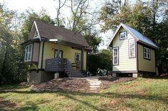 Tiny house compound!