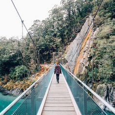 Blue Pools, New Zealand // pin me at coolcosmetics10