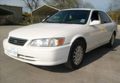 Detail Info Of Cheap Used 2000 Toyota Camry LE Sedan Cars for $ 4995 By Deluxe Auto Exchange located in San Antonio, TX, USA at ShopCheapCars.Com