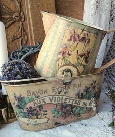 "Ванная комната ручной работы. Ярмарка Мастеров - ручная работа ""Parfumeur"" набор для ванной комнаты(продан). Handmade."