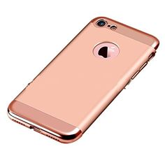 Luxury Removable 3 in 1 Hard Plastic phone case cover for iphone 7/7plus (iphone7plus, Rose Gold) -- Awesome products selected by Anna Churchill