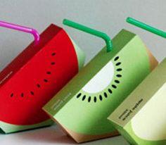 Una proposta che arriva dal Giappone, un'idea realizzata da uno studente /designer giapponese di nome Yunyeen Yong, che arriva in realta' direttamente dall'Australia, ideatore di un contenitore per succhi di frutta originale.
