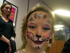 Maquillage enfant on pinterest 34 pins - Maquillage sorciere fillette ...