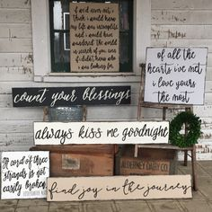 Browse unique items from rustybucketsigns on Etsy, a global marketplace of handmade, vintage and creative goods.