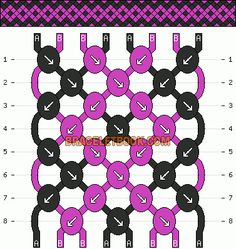 8 strings 2 colors #635