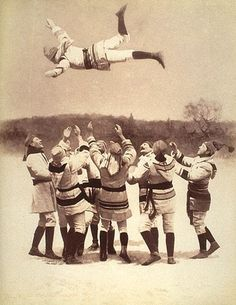william notman & son, 'the bounce' (1887)