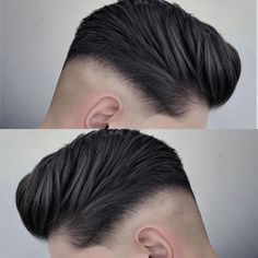 امتیاز ؟ ✂️ Try it . by Barber I Like Your Hair, Great Hair, Hair And Beard Styles, Hair Styles, Popular Mens Hairstyles, Wax Hair Removal, Cool Nail Designs, Haircuts For Men, Barber Shop