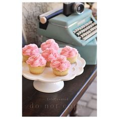 Cupcakes Print; Food Photography on Etsy, $10.00