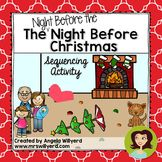 #Christmas: The Night Before the Night Before Christmas #ELA #Sequencing Activity - Are you reading The Night Before the Night Before Christmas by Natasha Wing this December? This sequencing activity is a great companion to the book! This product includes two worksheets: one includes illustrated cards that represents the key events that occurred in the story and the second includes numbered boxes to help students paste the cards into the correct order as the events happened in the story.