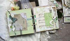 моё вдохновение: ~ Свадебное ~ Альбом фото разворотов и благодарственные карточки для гостей