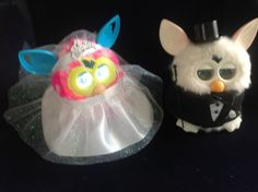 """Clothes for Furby or New Furby Boom Handmade Outfit """"The Groom"""" 