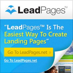 Leadpages Web App and Design