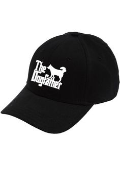 958543d2cea baseball cap hat The dogfather husky dog the by tshirtshoponline