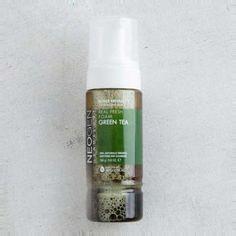 The Ten Best Korean Beauty Products- #9 NEOGEN Green Tea Real Fresh Foam Cleanser #rankandstyle