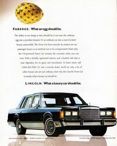 47 Best Lincoln 1985 89 Images Lincoln Town Car Expensive Cars