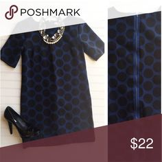 """GAP Polka Dot Sheath Dress Gap Polka Dot Sheath Dress 