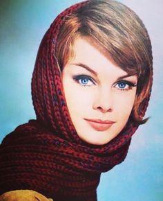 Jean Shrimpton, 1961