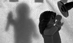 Le più curiose realizzazioni fatte con i Lego- Psycho