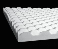 FireFlex Basic Wedge Class 1(A) Acoustical Foam | Acoustical Panels & Soundproofing Materials to Control Sound and Eliminate Noise™