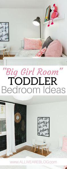 Bon Annabelleu0027s Big Girl Room