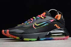 Products Descriptions:  2020 Nike Air Max 2090 Black Multi-Color CT7695-009  Tags: Nike Air Max 2090, Air Max 2090, Air Max 2090 Colorful Model: NIKEAIRMAX2090-CT7695-009 5 Units in Stock Manufactured by: NIKEAIRMAX2090 Air Max 90, Nike Air Max, Air Jordans, Sneakers Nike, Colorful, Tags, Model, Black, Products