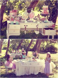 Love At First Sight   Vintage Tea Party